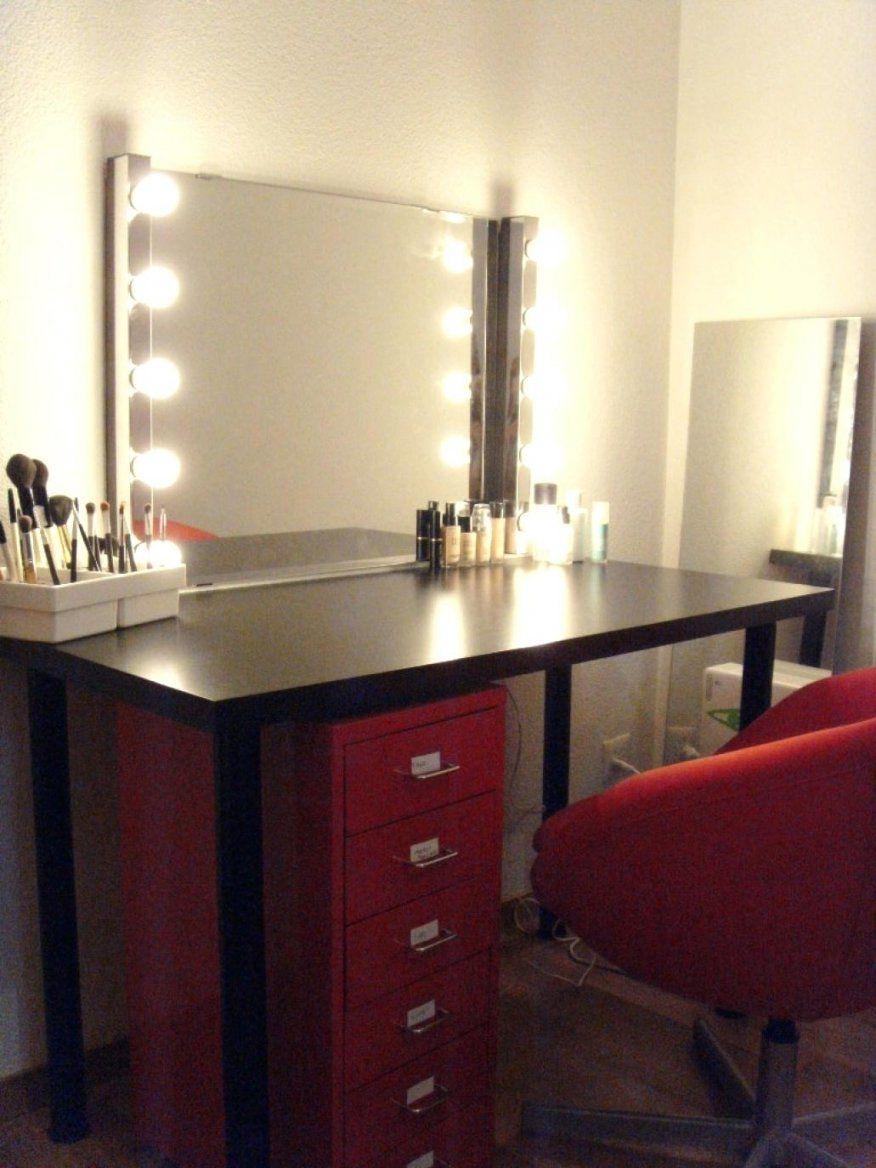 Schminktisch Mit Licht Full Size Of Zeitgenossisch Schminktische Die von Schminktisch Mit Spiegel Und Beleuchtung Ikea Photo