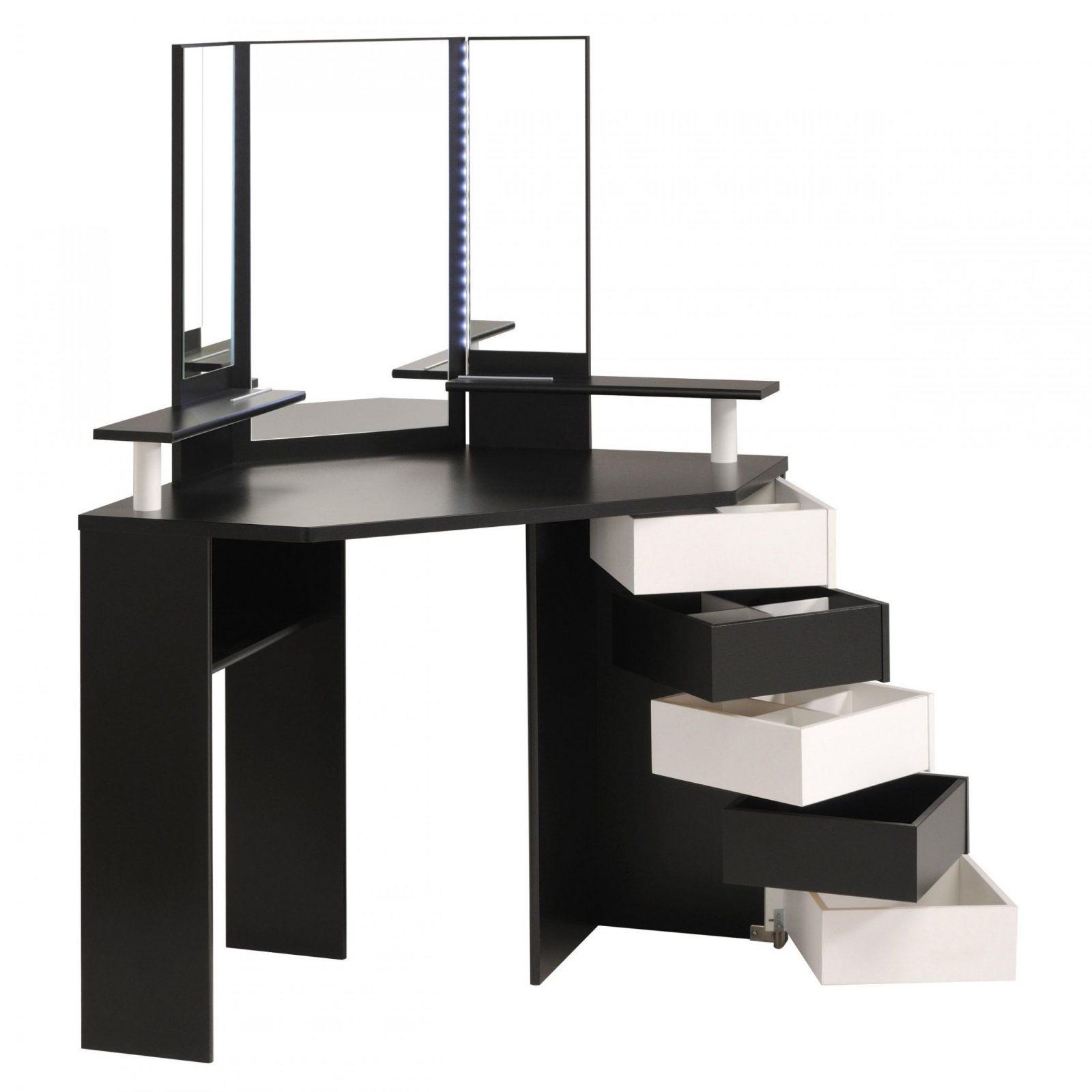Schminktisch Modern Mit Beleuchtung Spiegel Kabel Led Miteleuchtung von Schminktisch Modern Mit Spiegel Bild