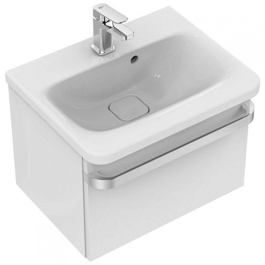 Schön Waschtisch Mit Unterschrank 50 Cm Galerie Der Waschtisch von Waschbecken Mit Unterschrank 50 Cm Bild