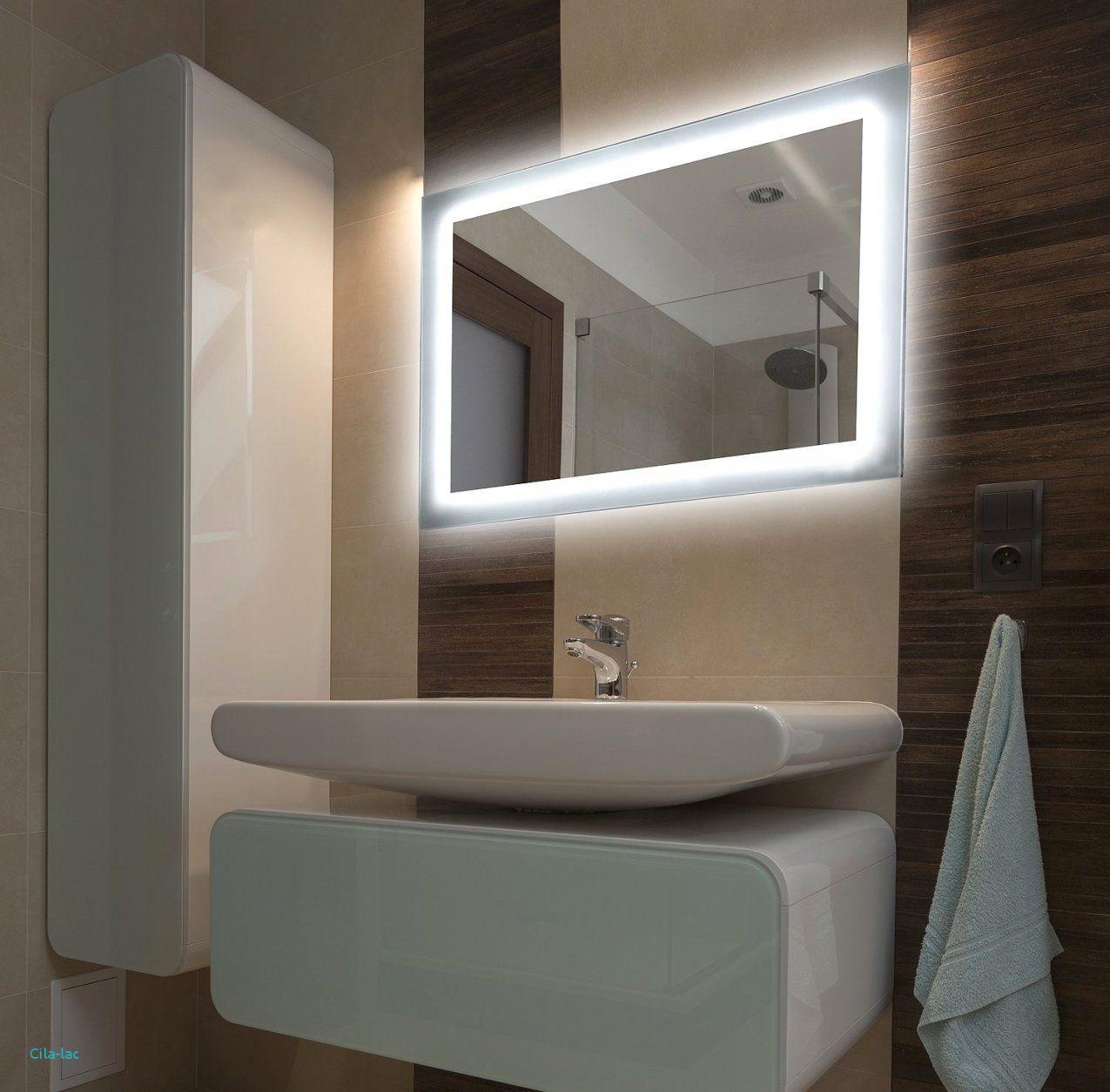 Schöne Beleuchteter Spiegel Mit Steckdose  Badezimmer von Led Spiegel Mit Steckdose Photo