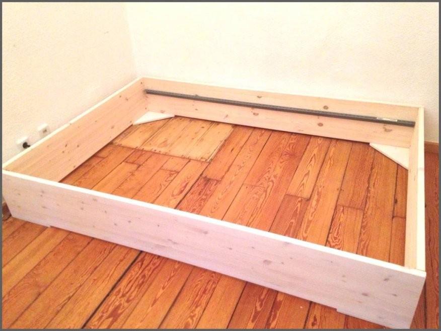 Schöne Bett Selber Bauen Holz  Moderne Dekoration Von von Bett Aus Holz Selber Bauen Photo