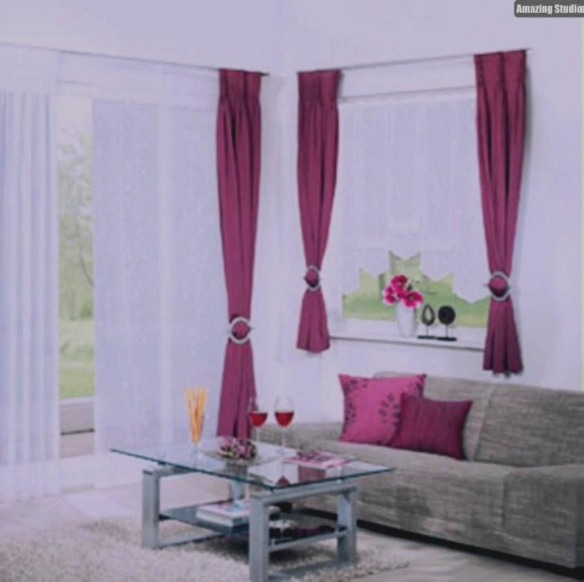Schöne Gardinen Ideen Wohnzimmer Vorhang Von Modern Schema von Ideen Für Wohnzimmer Gardinen Photo