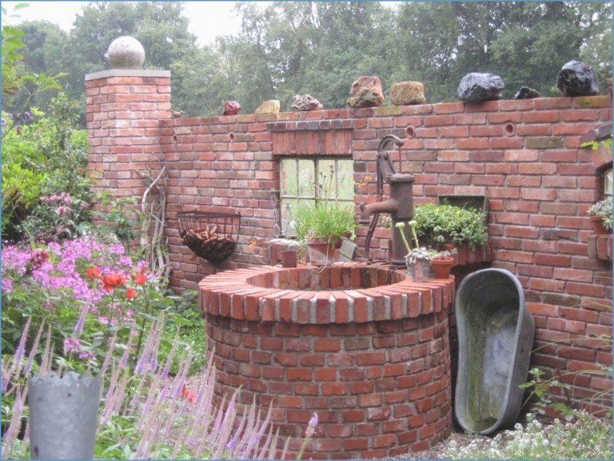 Schone Garten Steinmauer Garten Sichtschutz Selber Bauen Beste Von
