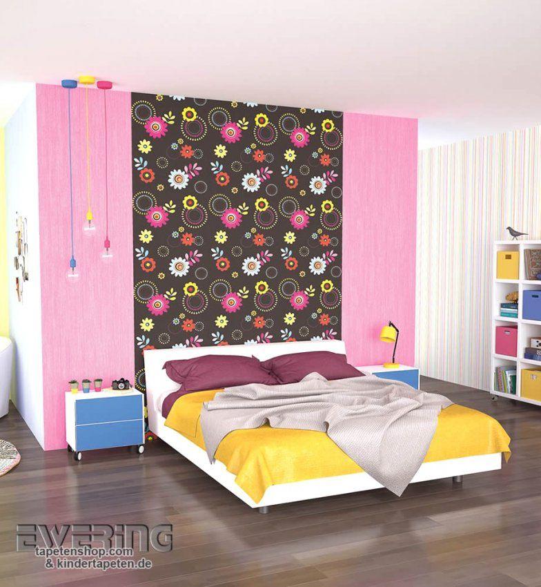 Schöne Ideen Tapeten Für Jugendzimmer Mädchen Und Wunderbare Bunte von Tapeten Für Jugendzimmer Mädchen Bild