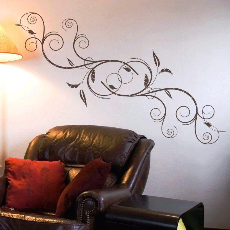 Schöne Ideen Wandtattoo Schlafzimmer Selber Malen Und Elegante von Wandtattoo Schlafzimmer Selber Malen Bild