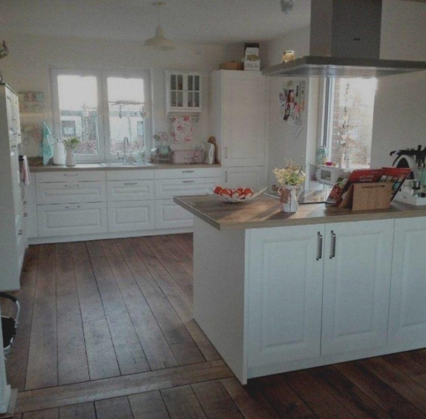 Schöne Kchen Weiss Landhausstil Modern Am Besten Küche Weiß Weisse von Küche Im Landhausstil Gestalten Bild