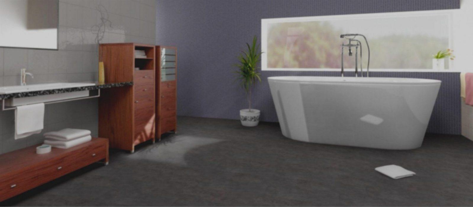 luxus vinylboden im bad vinylboden auf fliesen verlegen. Black Bedroom Furniture Sets. Home Design Ideas