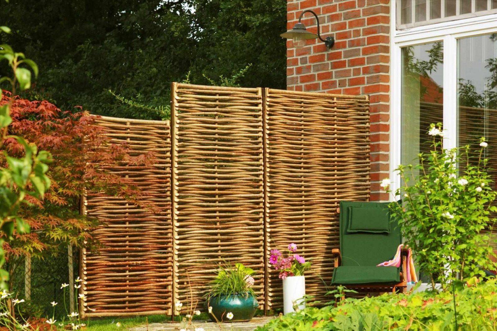 Schöner Sichtschutz Für Den Garten Neu Awesome Gartenfotos