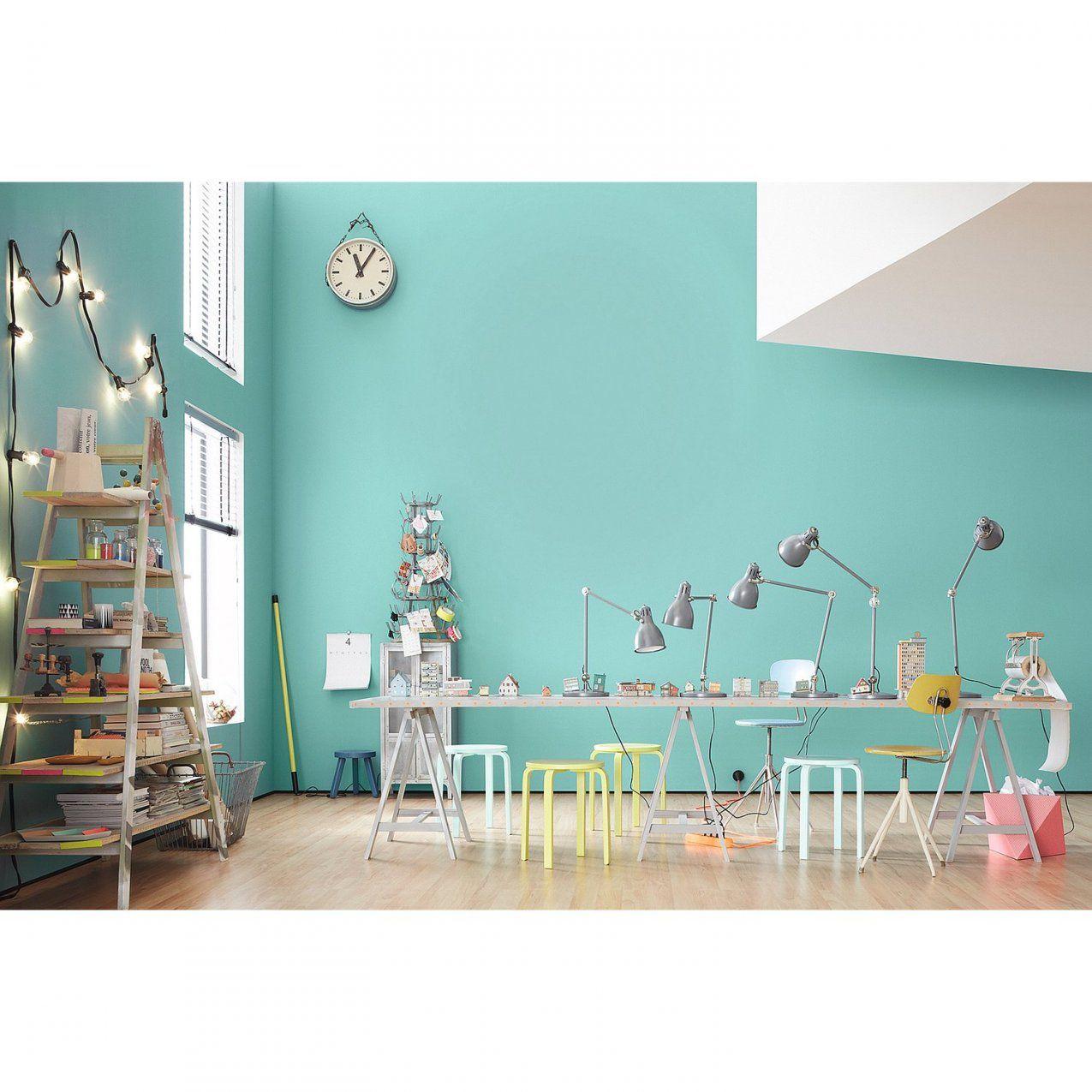 Schöner Wohnen Trendfarbe Frozen Seidenglänzend 25 L Kaufen Bei Obi von Schöner Wohnen Farbe Petrol Bild