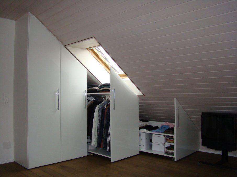 Schrank Für Dachschräge Bezaubernd Auf Kreative Deko Ideen Über von Schrank Für Dachschräge Ikea Photo