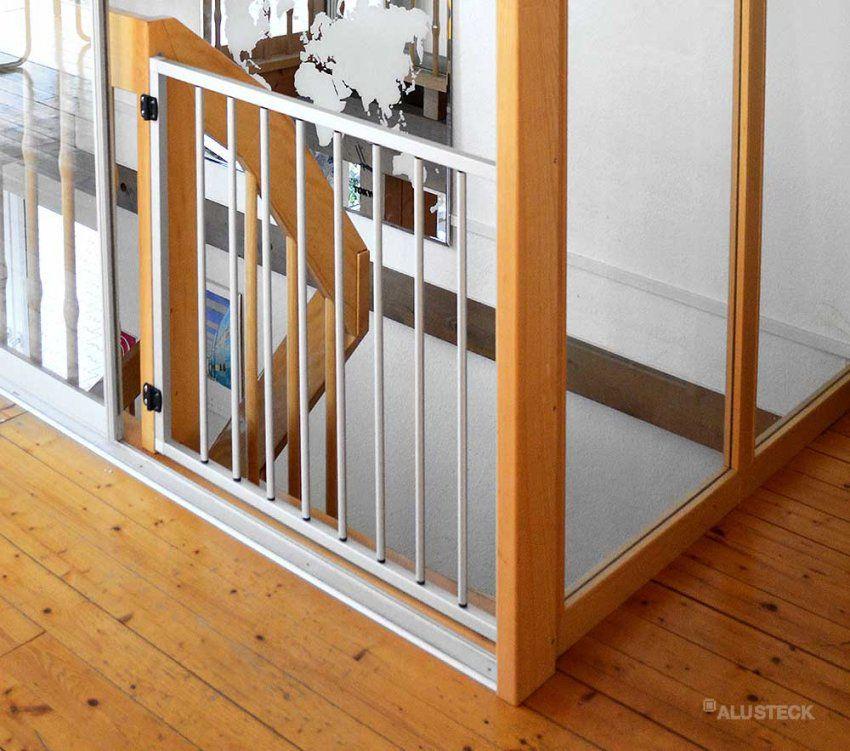 Schutzgitter Treppe Selbst Bauen – Schritt Für Schritt Bauanleitung von Holztreppe Selber Bauen Anleitung Bild