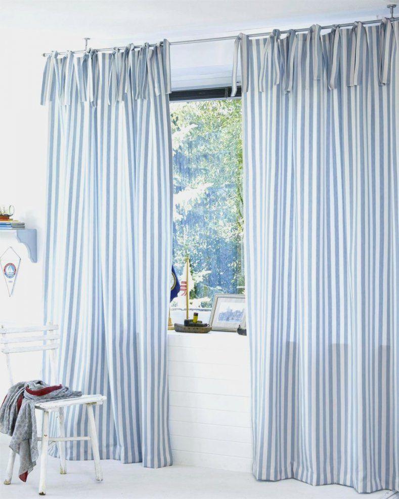 Schwarz Weiß Gestreift Elegant Wohnkultur Gardinen Blau Weiß von Gardinen Blau Weiß Gestreift Bild