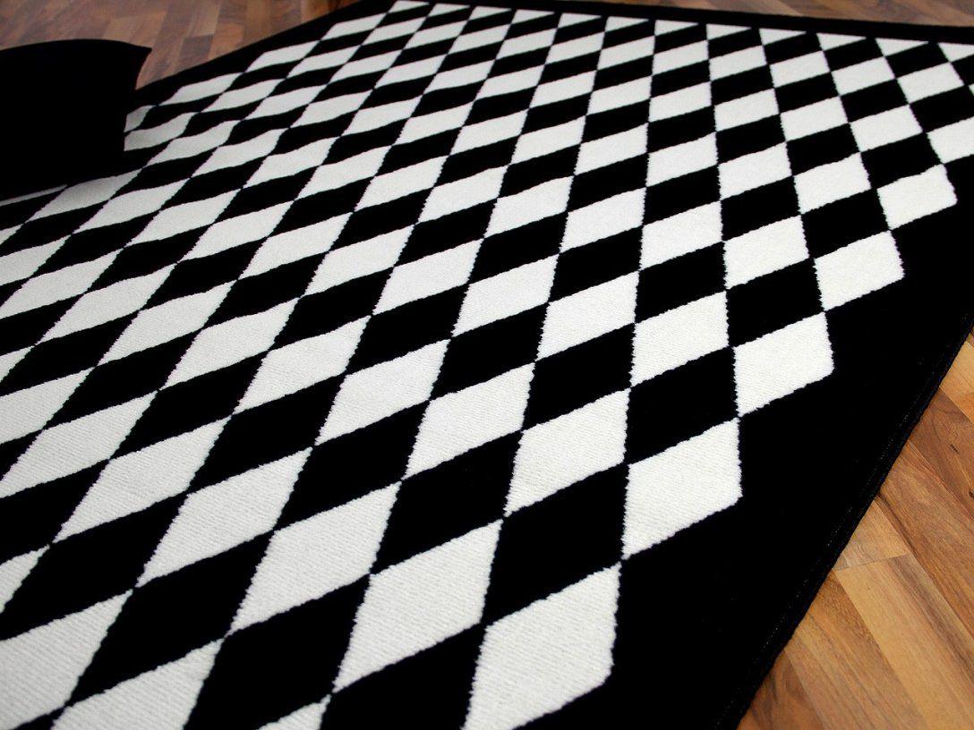 Schwarz Weis Teppich Beste Designer Teppich Festival Mit In Teppich von Teppich Gestreift Schwarz Weiß Bild