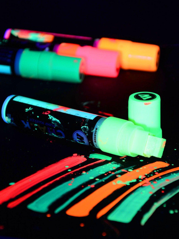 Schwarzlicht Molotow Chalk Pump Marker Schwarzlicht Kreide Stift von Schwarzlicht Kaufen Wo Baumarkt Photo