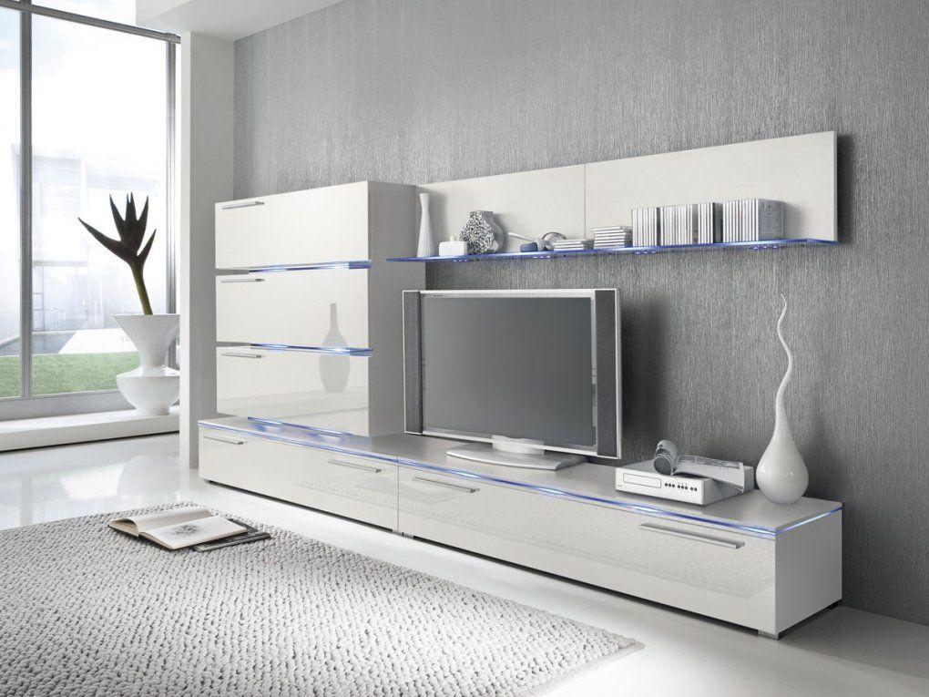 Sensational Design Wohnwand Weiß Weiss Hochglanz Grau Walnuss Kairo2 von Designer Wohnwand Weiß Hochglanz Photo