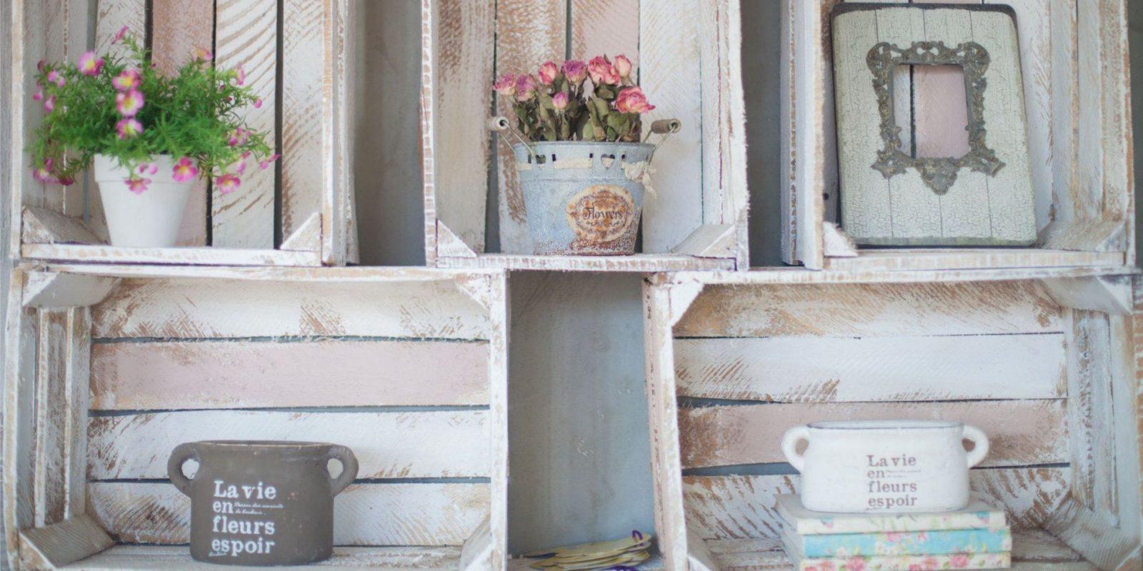 Shabby Chic Möbel Selber Machen – So Gehts von Vintage Deko Selber Machen Photo