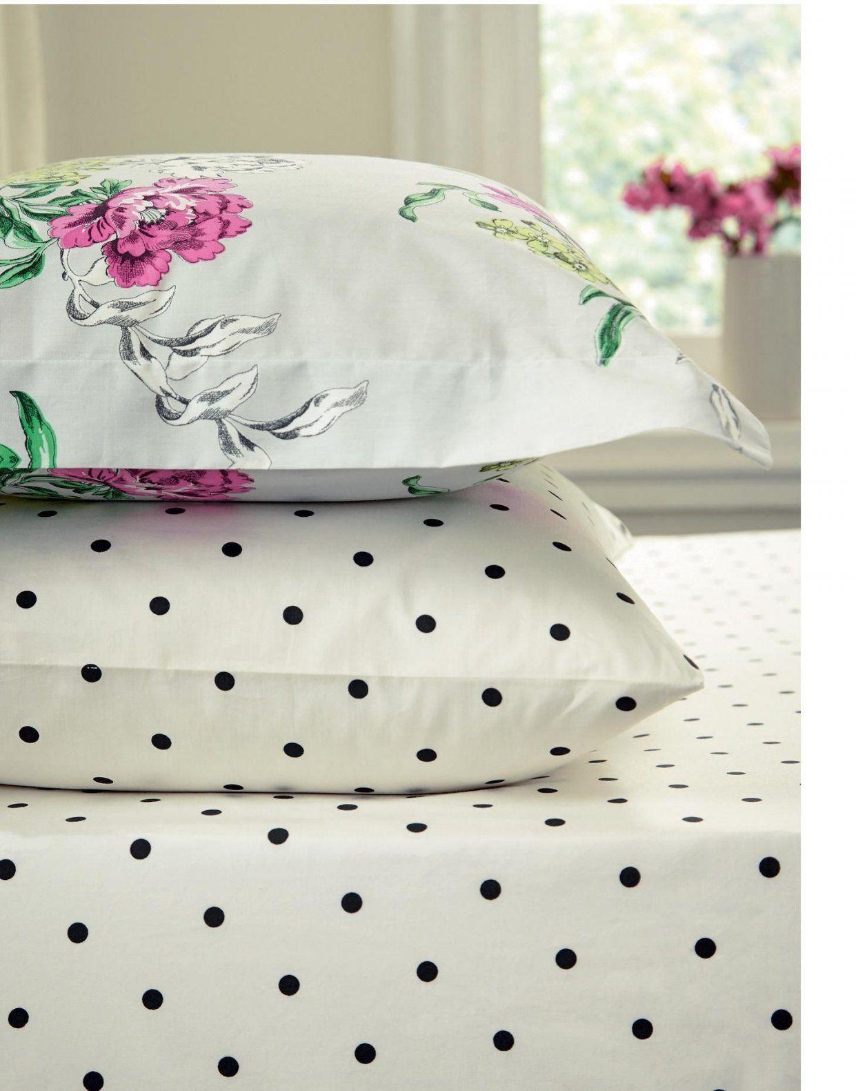 Sheetgreyspot Grey Spot Grey Polka Dot Fitted Sheet  Joules Uk von Polka Dotted Bed Sheets Bild