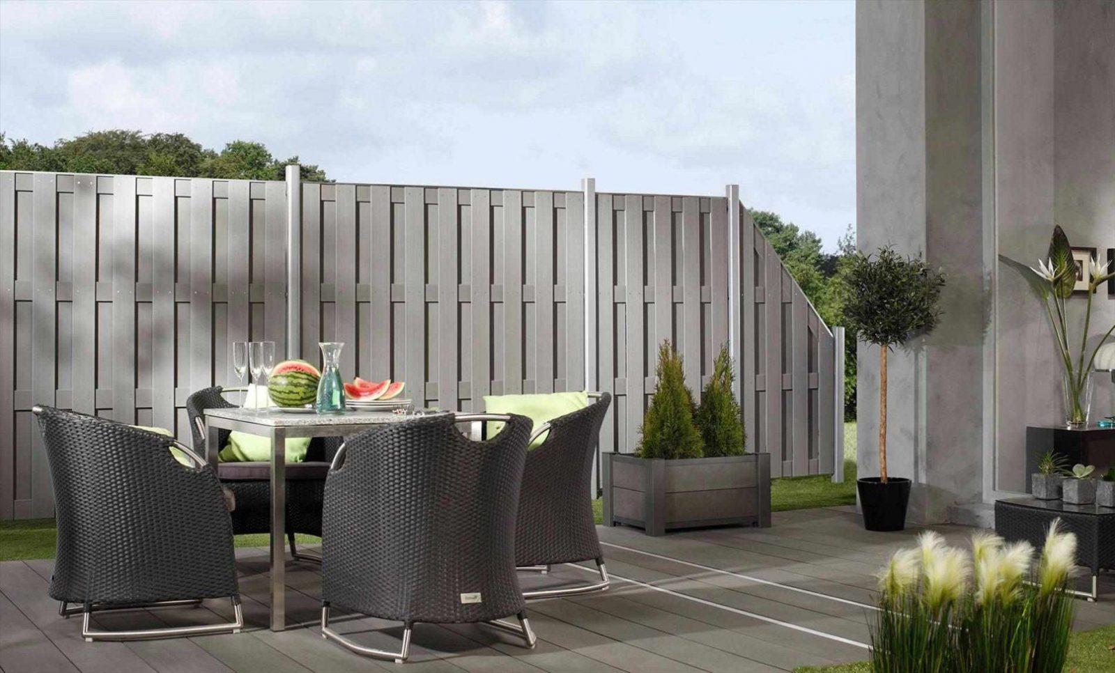 Sichtschutz Garten Kunststoff Grau Cx02 – Hitoiro von Sichtschutz Garten Kunststoff Grau Bild