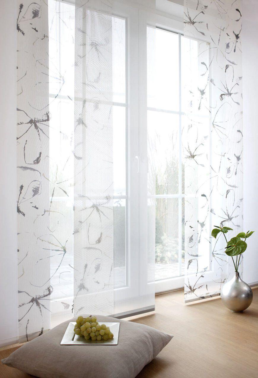 Sichtschutz Im Wohnzimmer Moderne Plissees Gardinen Und Rollos Avec von Gardinen Und Rollos Ideen Photo