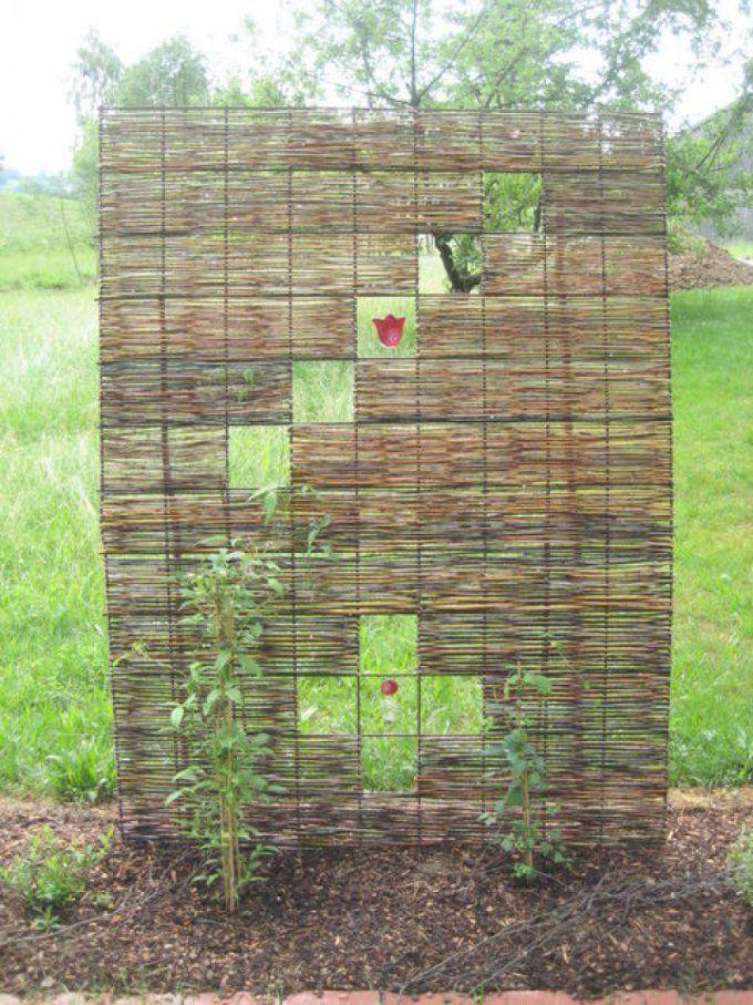 Sichtschutz Weide Selber Bauen – Vivaverde von Sichtschutz Weide Selber Bauen Photo