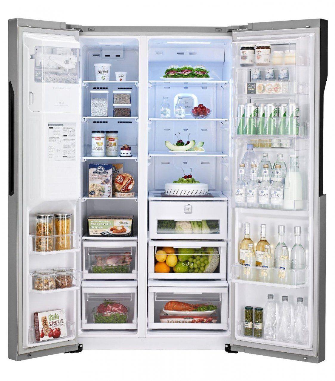 Sidebyside Kühlschrank Test 2018 • Die 10 Besten Sidebyside von Kühl Gefrierkombination Mit 0 Grad Zone Bild