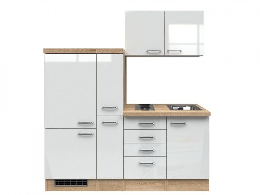Miniküche Mit Kühlschrank Und Geschirrspüler : Küchenzeilen miniküchen günstig online kaufen bei obi von