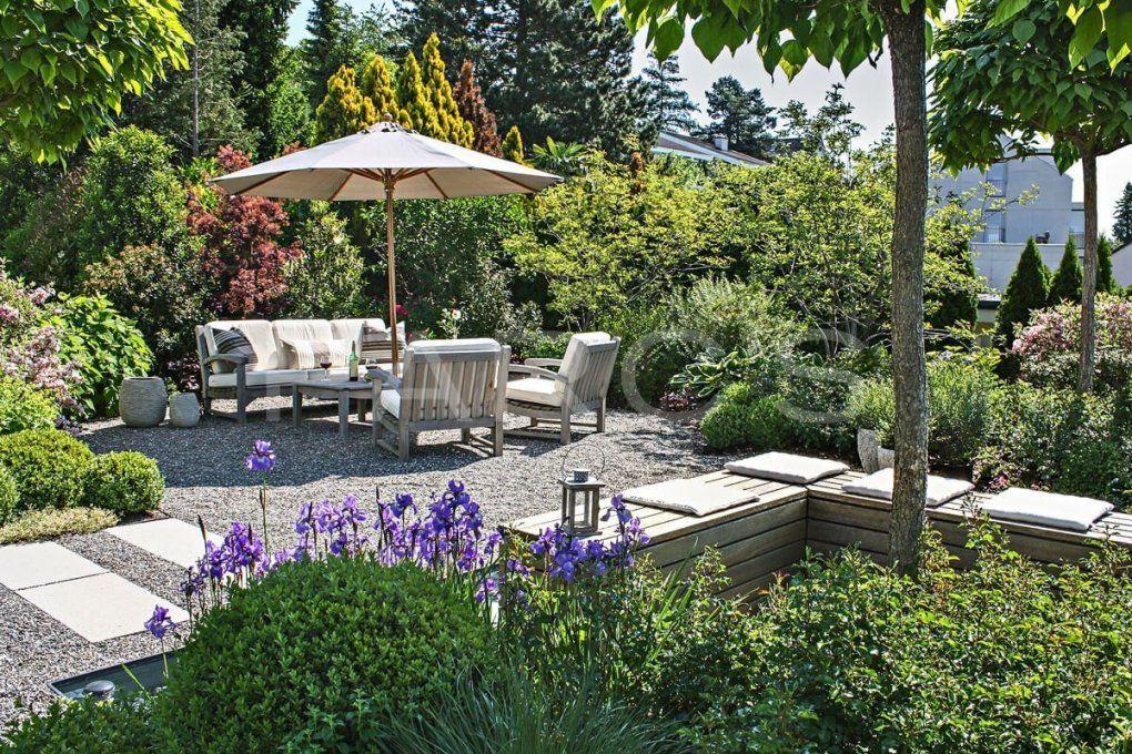 Sitzecke Garten Gestalten Elegant Pflanzplanung Sitzplatz von Sitzecke Im Garten Anlegen Bild