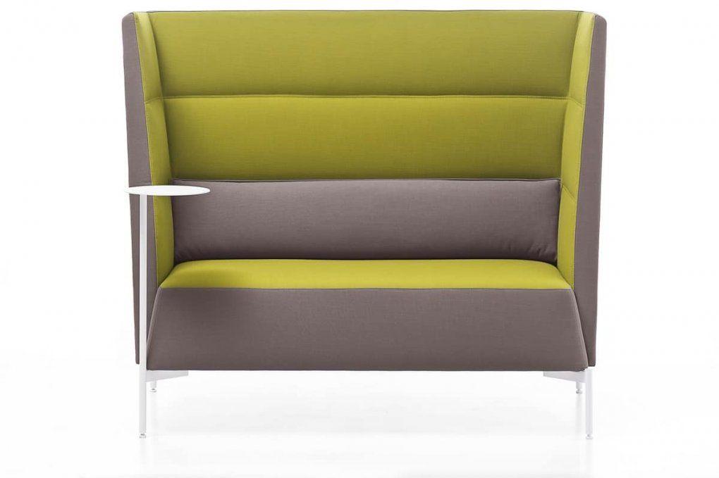 Sofa Ideal Für Schalldämmung Mit Hoher Rückenlehne  Idfdesign von Sofa Mit Hoher Rückenlehne Bild