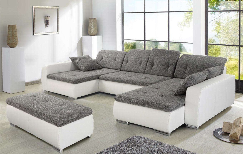 Sofa Ideen Fesselnd U Form Sofa Günstig Erstaunlich U Form Sofa von Günstige Wohnlandschaft U Form Bild