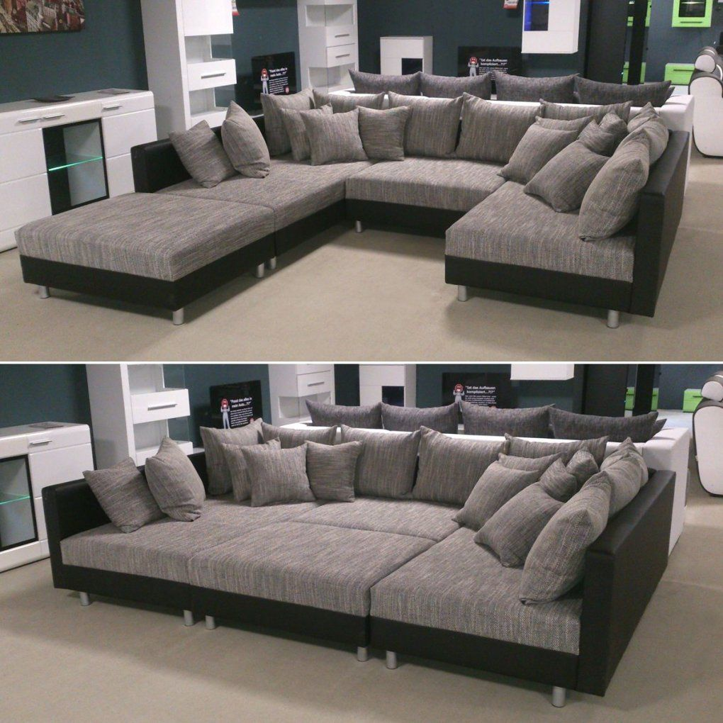 Sofa U Form Xxl Uform Free Couch U Form Quality Guarantee Coach von Wohnlandschaft Xxl U Form Photo