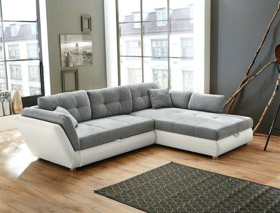 Sofa Weiss Grau Good Upholstery Fabric With Couch Xxl U Form Big von Wohnlandschaft U Form Poco Bild