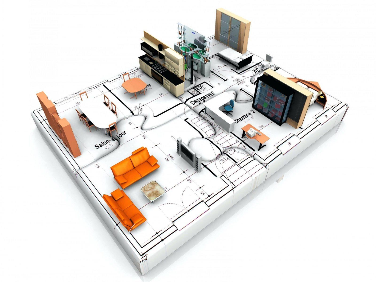 Software Hausplanung Haus Planen D Cad Konfigurator Programm Fa R von Innenarchitektur Programm Kostenlos Chip Photo