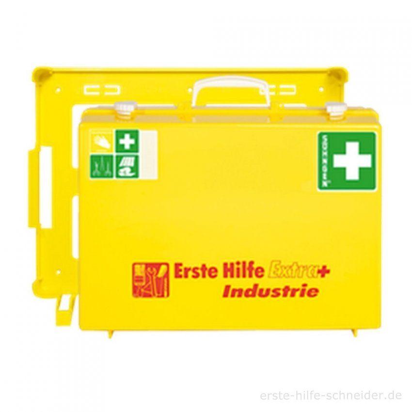 Söhngen Erstehilfe Koffer Önorm Z10202 Plus Erweiterung Gelb von Söhngen Erste Hilfe Koffer Bild