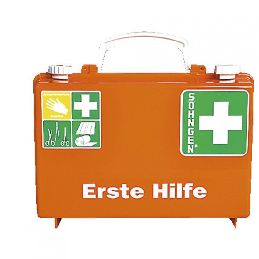 Söhngen Erstehilfekoffer Mit Füllung Nach Din 13157  Workwear Heroes von Söhngen Erste Hilfe Koffer Bild