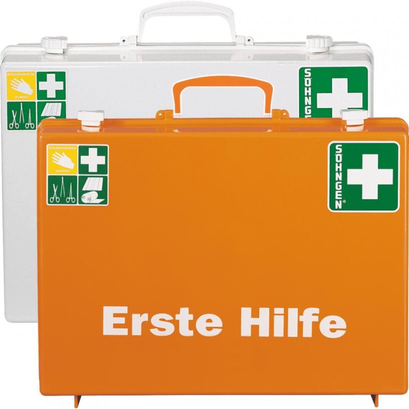 Söhngen® Erstehilfekoffer Senior Vorrätig  Kroschke von Söhngen Erste Hilfe Koffer Bild