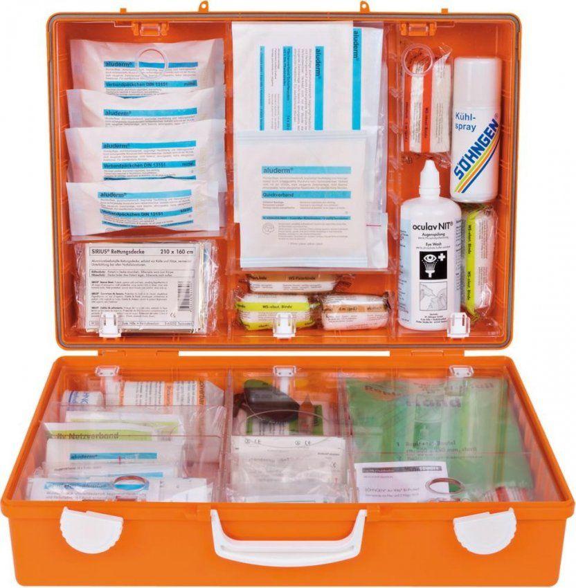Söhngen  Med Equipment Söhngen  Erstehilfekoffer Spezial von Söhngen Erste Hilfe Koffer Photo