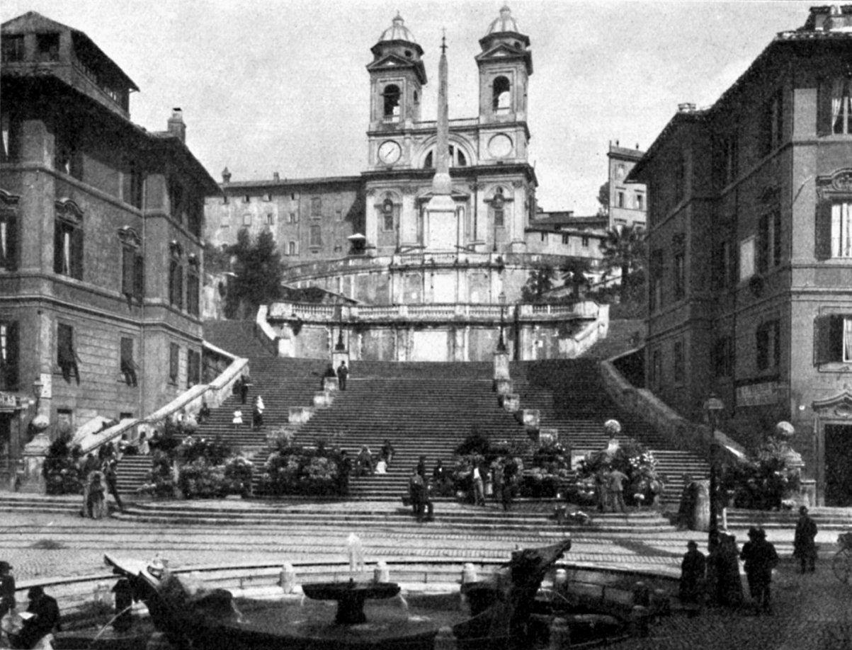 Spanische Treppe – Wikipedia von Spanische Treppe Rom Gesperrt Photo