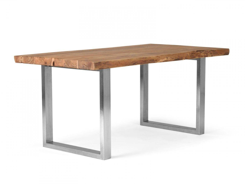 Spannende Esstisch Metallgestell Holzplatte Bildergebnis Fã R von Tisch Mit Metallgestell Und Holzplatte Bild