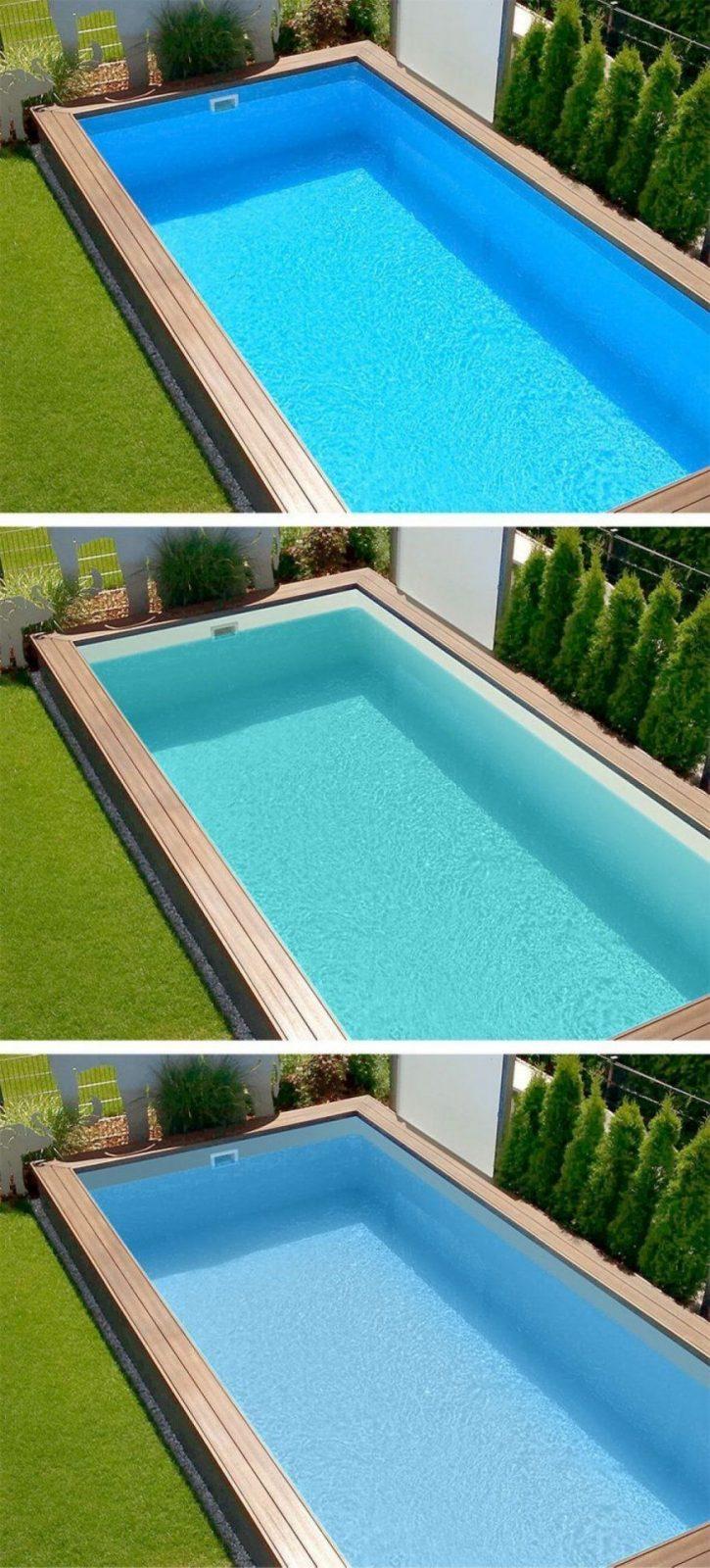 Spannende Garten Pool Ideen Schã Ne Pool Im Garten Integrieren von Pool Im Garten Integrieren Bild
