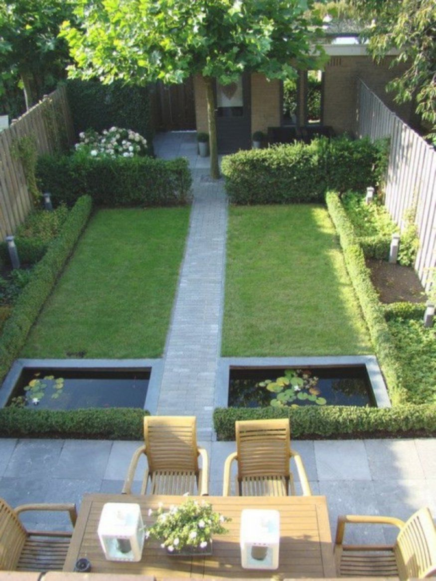 Spannende Gartengestaltung Bilder Kleiner Garten Gartengestaltung von Gartengestaltung Kleiner Garten Reihenhaus Photo