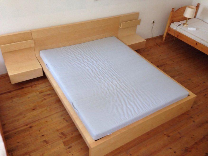 Spannende Ikea Bett Birke Gebraucht Ikea Malm Bett Birke 160×200 In von Ikea Malm Bett 160X200 Birke Bild