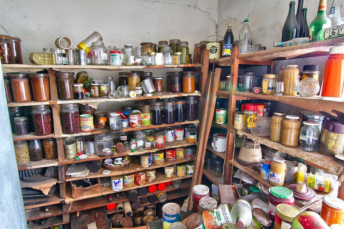 Speisekammer  Schranke Idea von Speisekammer Regal Selber Bauen Photo