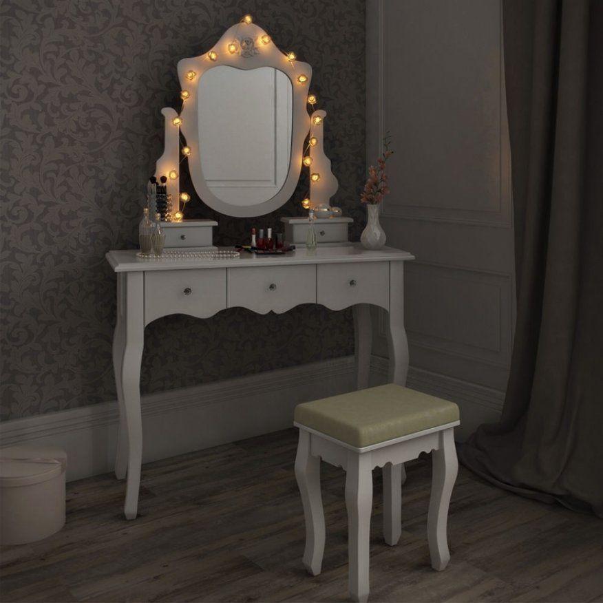 spiegel tisch ikea die sch nsten einrichtungsideen von schminktisch mit spiegel und beleuchtung. Black Bedroom Furniture Sets. Home Design Ideas