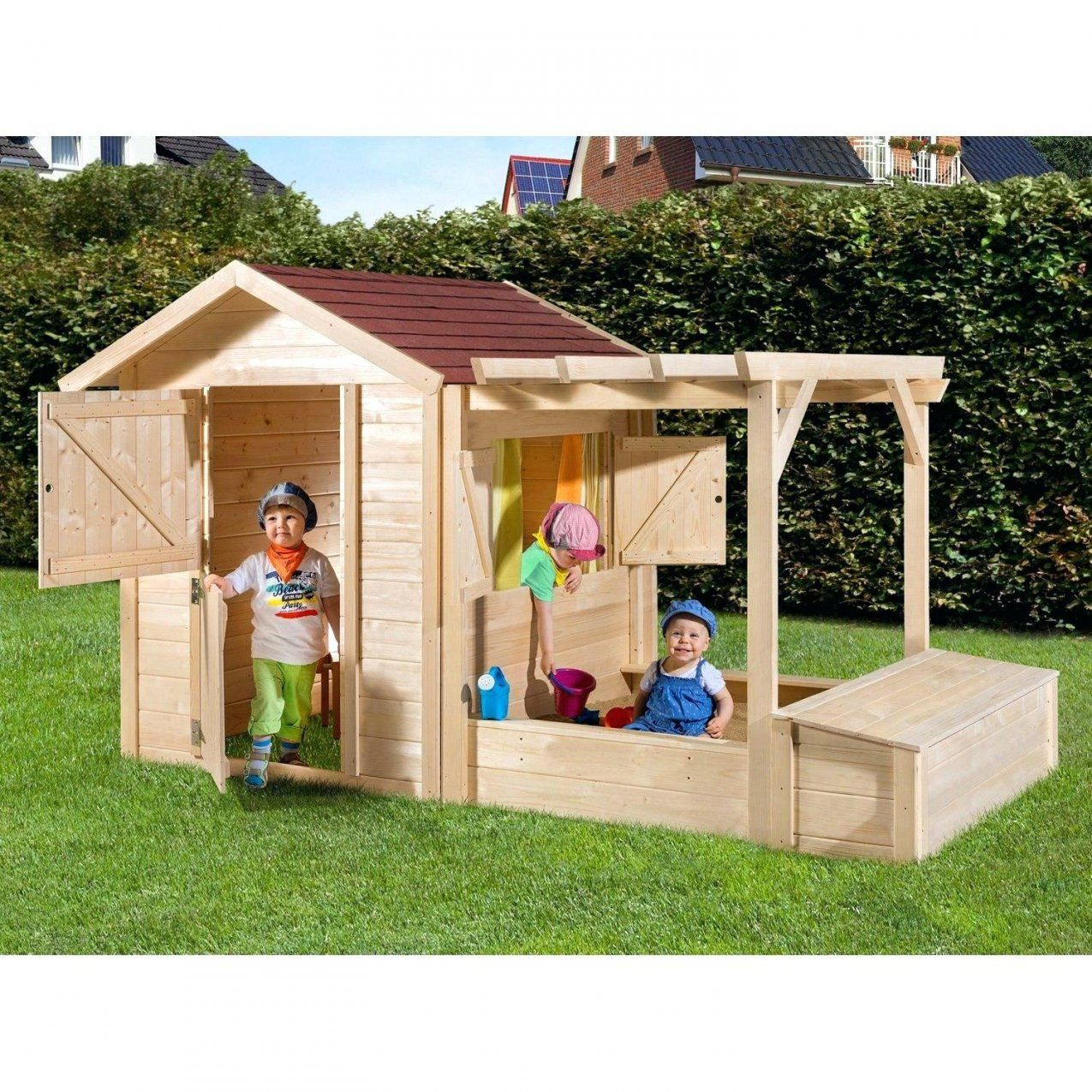 Spielhaus Fur Den Garten Holz Gebraucht Selber Bauen Spielhauser von Holz Spielhaus Selber Bauen Photo