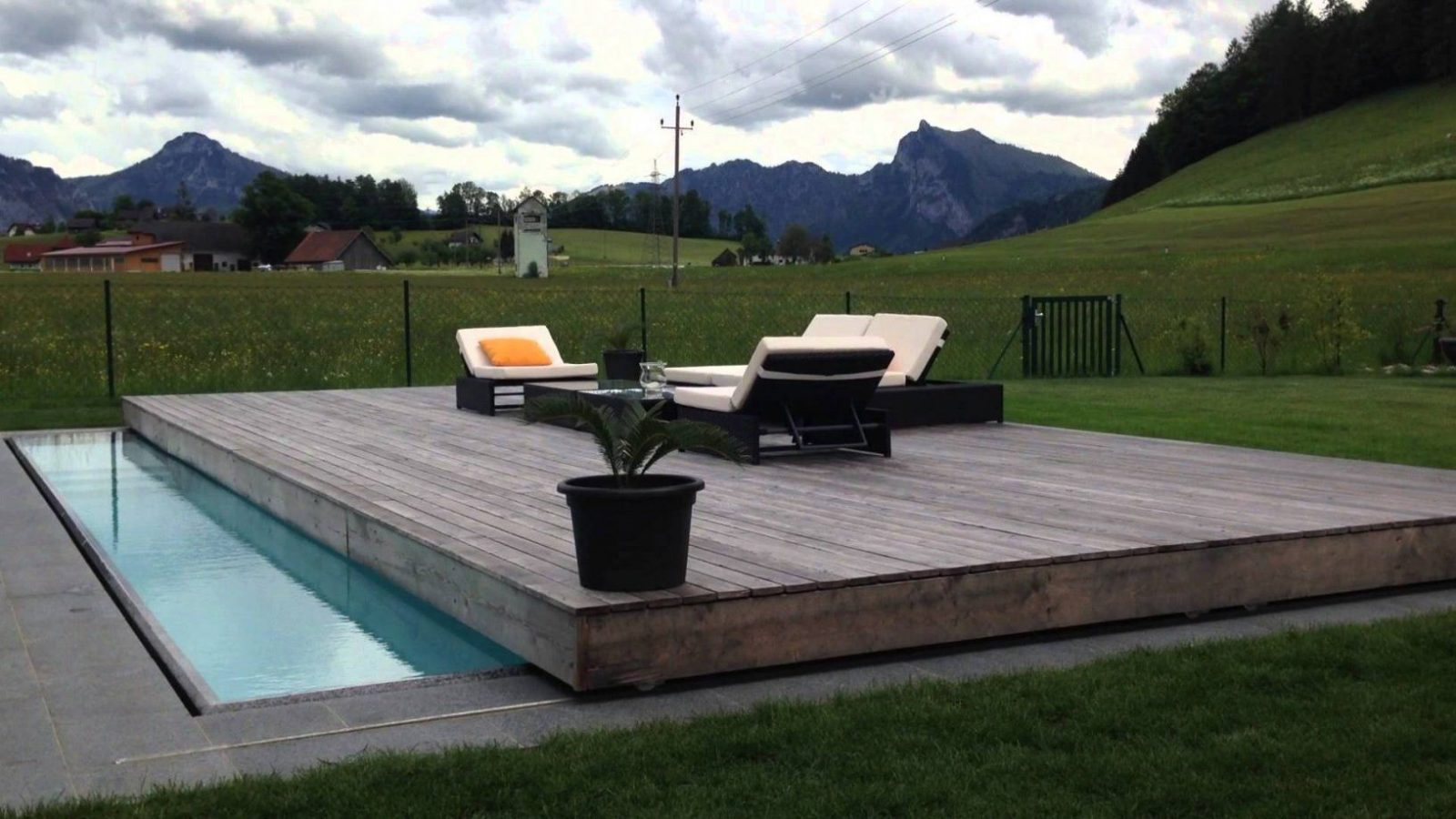 pool winterabdeckung selber bauen haus design ideen. Black Bedroom Furniture Sets. Home Design Ideas