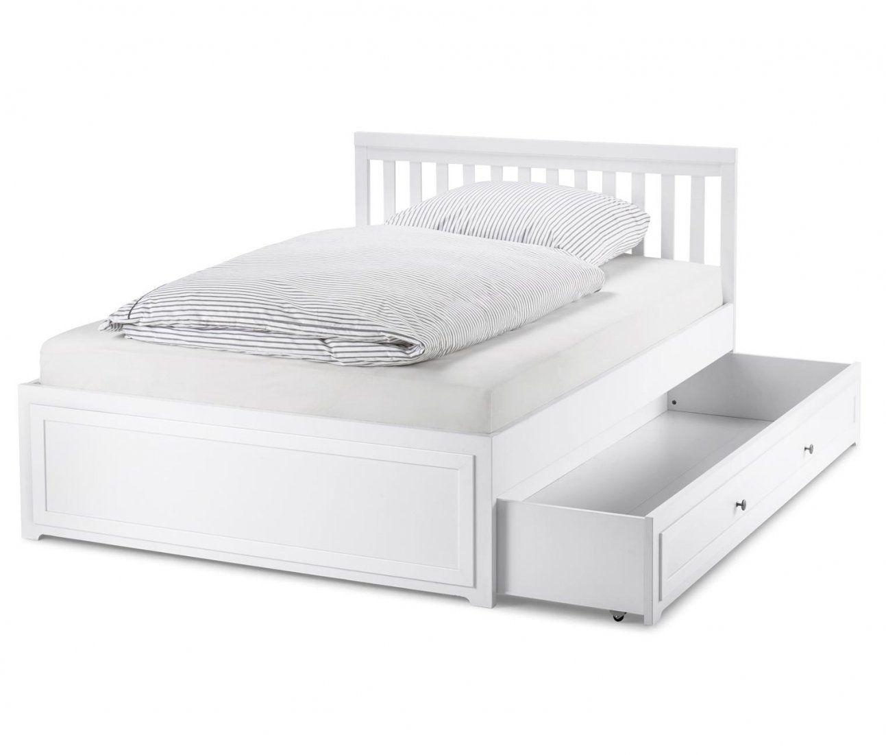 Sprossenbett Mit Stauraumschublade Ca 140 X 200 Cm Online von Bett Mit Aufbewahrung 140X200 Bild