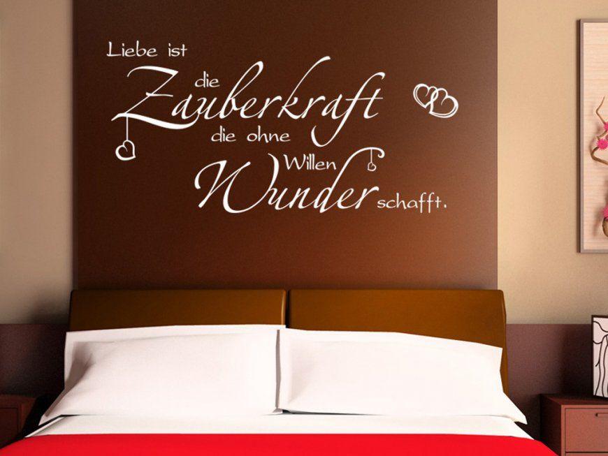Sprüche Für Schlafzimmer Wand von Sprüche Für Die Wand Schlafzimmer ...