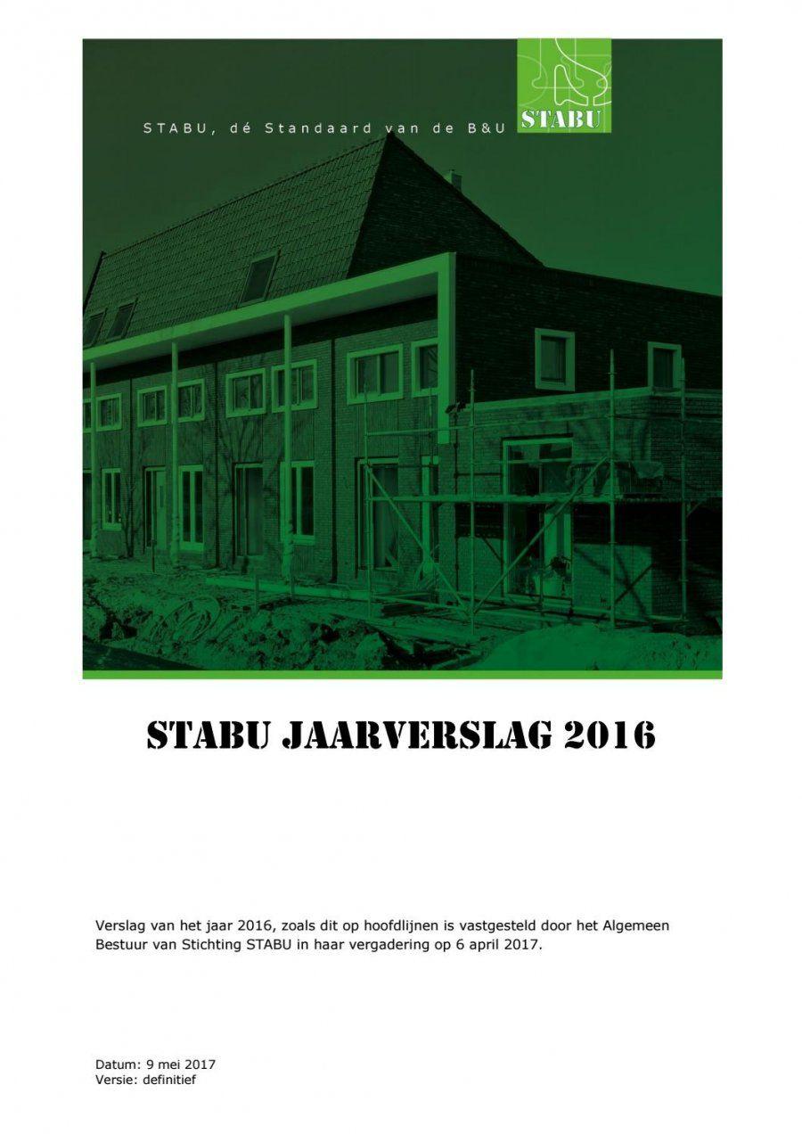 Stabu Jaarverslag 2016Stabu  Issuu von Fenster Ab Werk Linden Photo