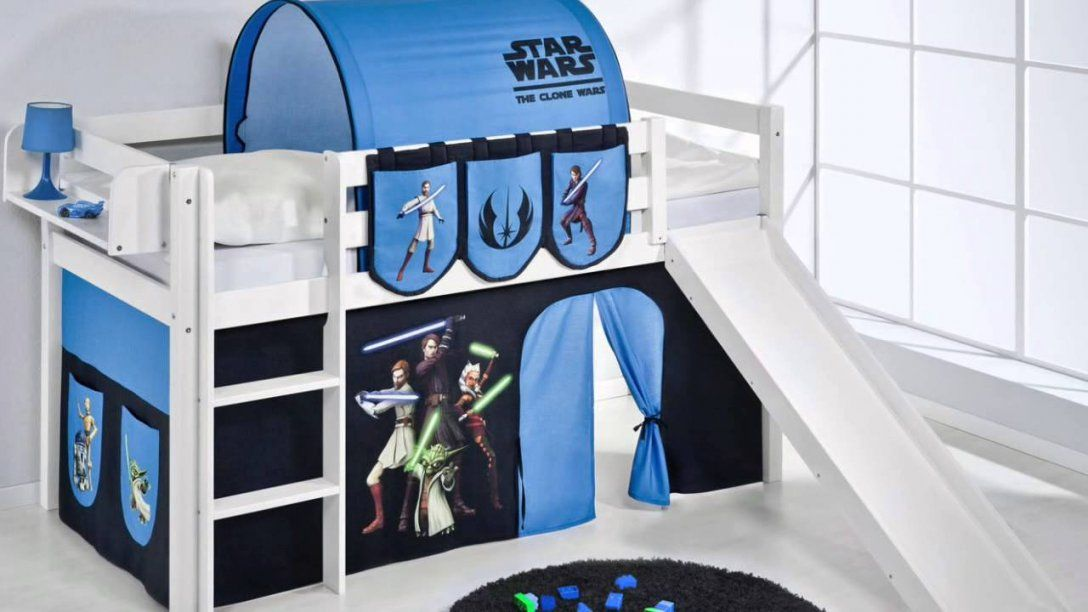 star wars kinderzimmer einrichtung haus design ideen. Black Bedroom Furniture Sets. Home Design Ideas