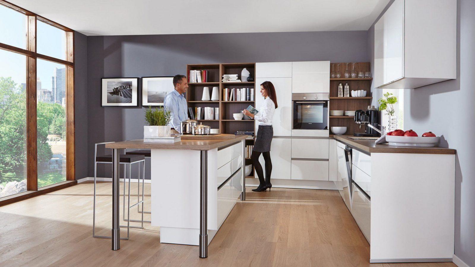 Startling Küchen Mit Kochinsel Und Esstisch  Home Design Ideas von Küche Mit Kochinsel Und Tisch Photo